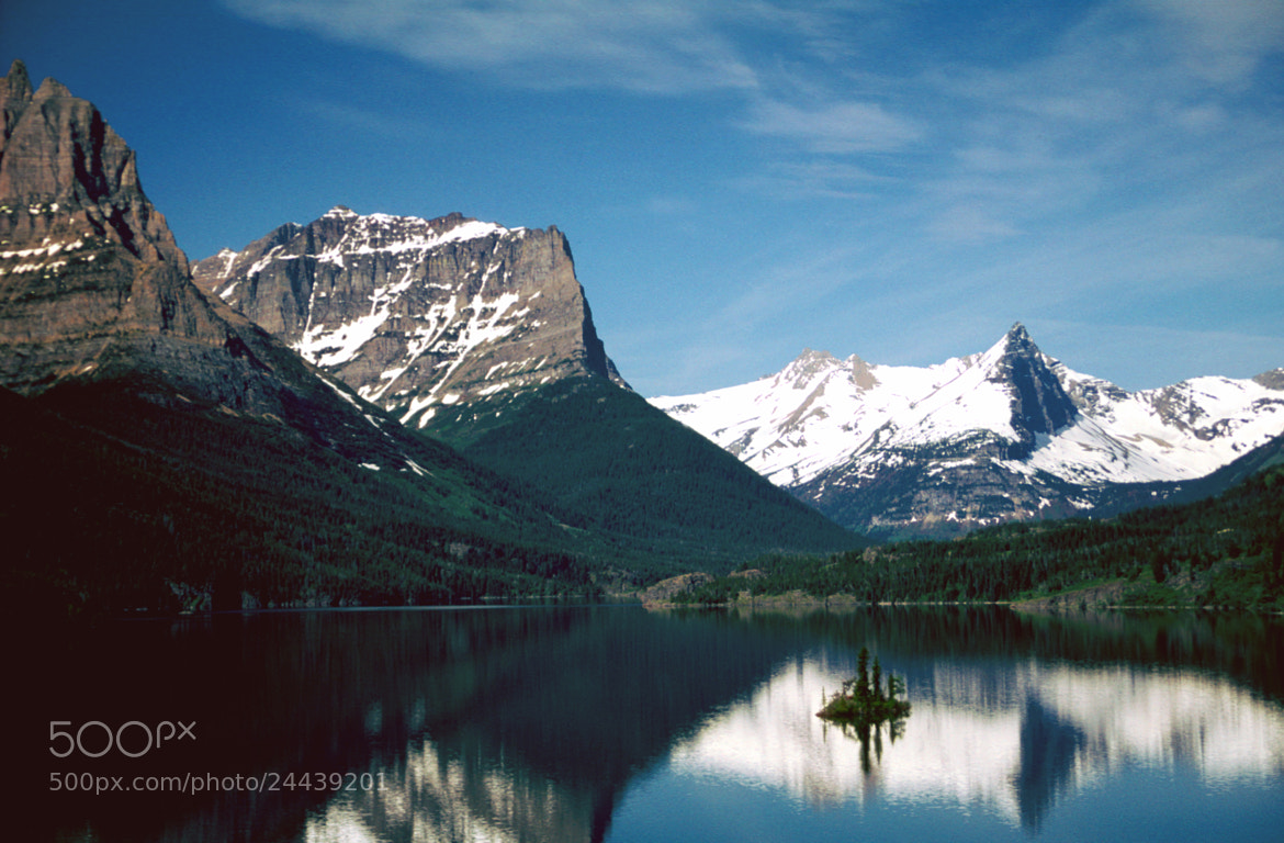 Photograph Lake Saint Mary by Glenn  McGloughlin on 500px