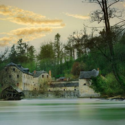 Moulin de Walzin (Water mill of Walzin)