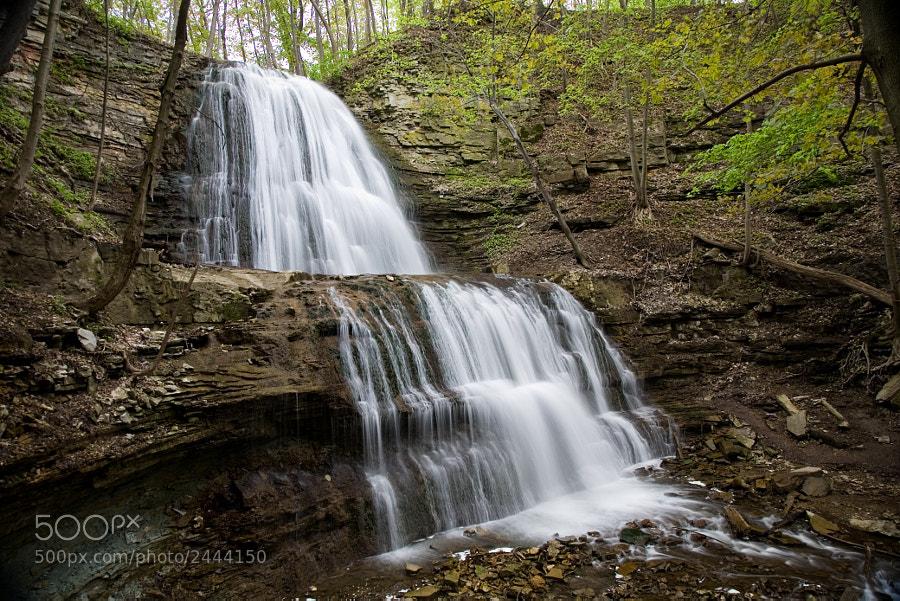 Sherman Falls, Ancaster, Ontario, Canada