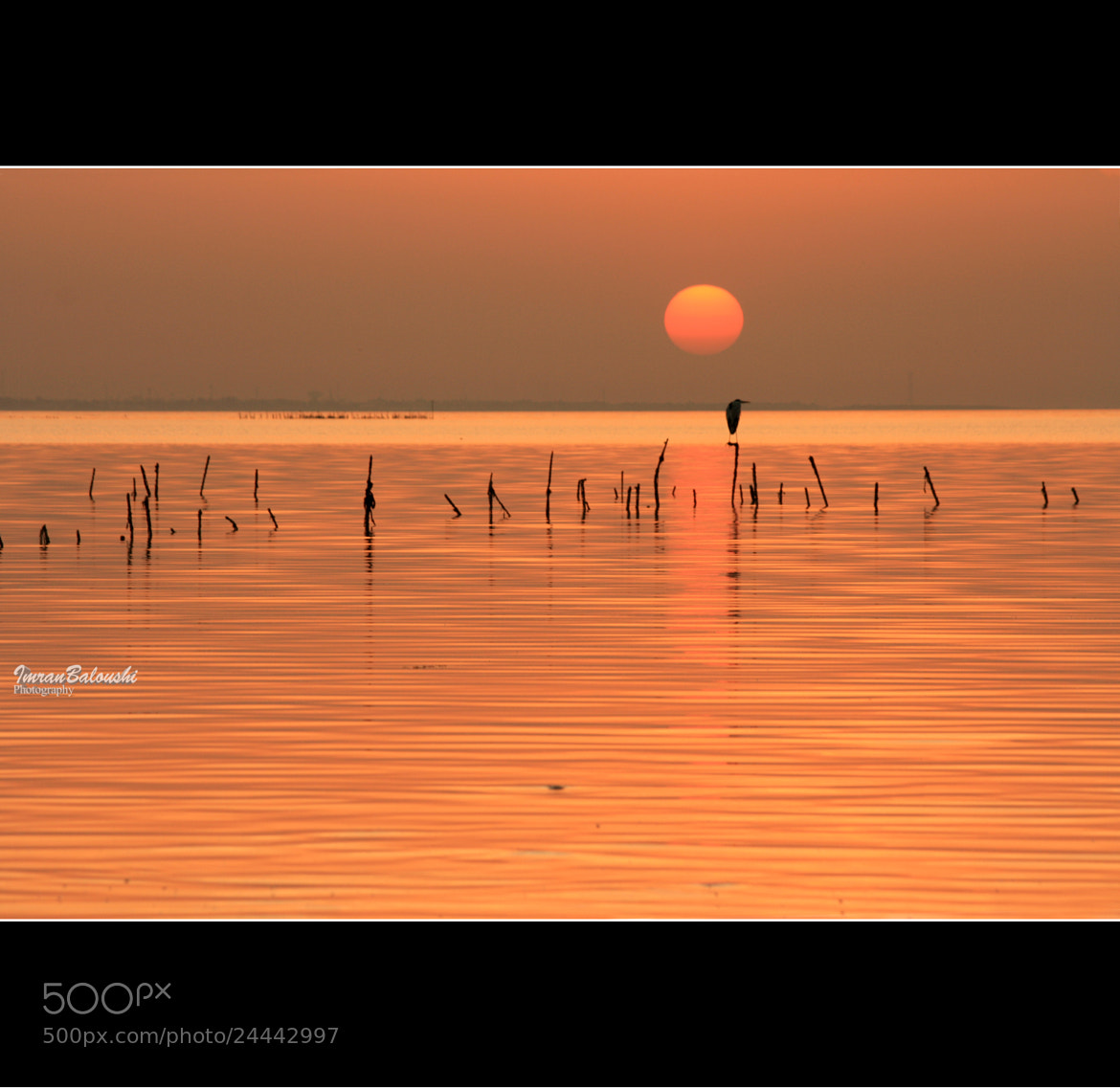 Photograph Sunrise by Imran Baloushi on 500px