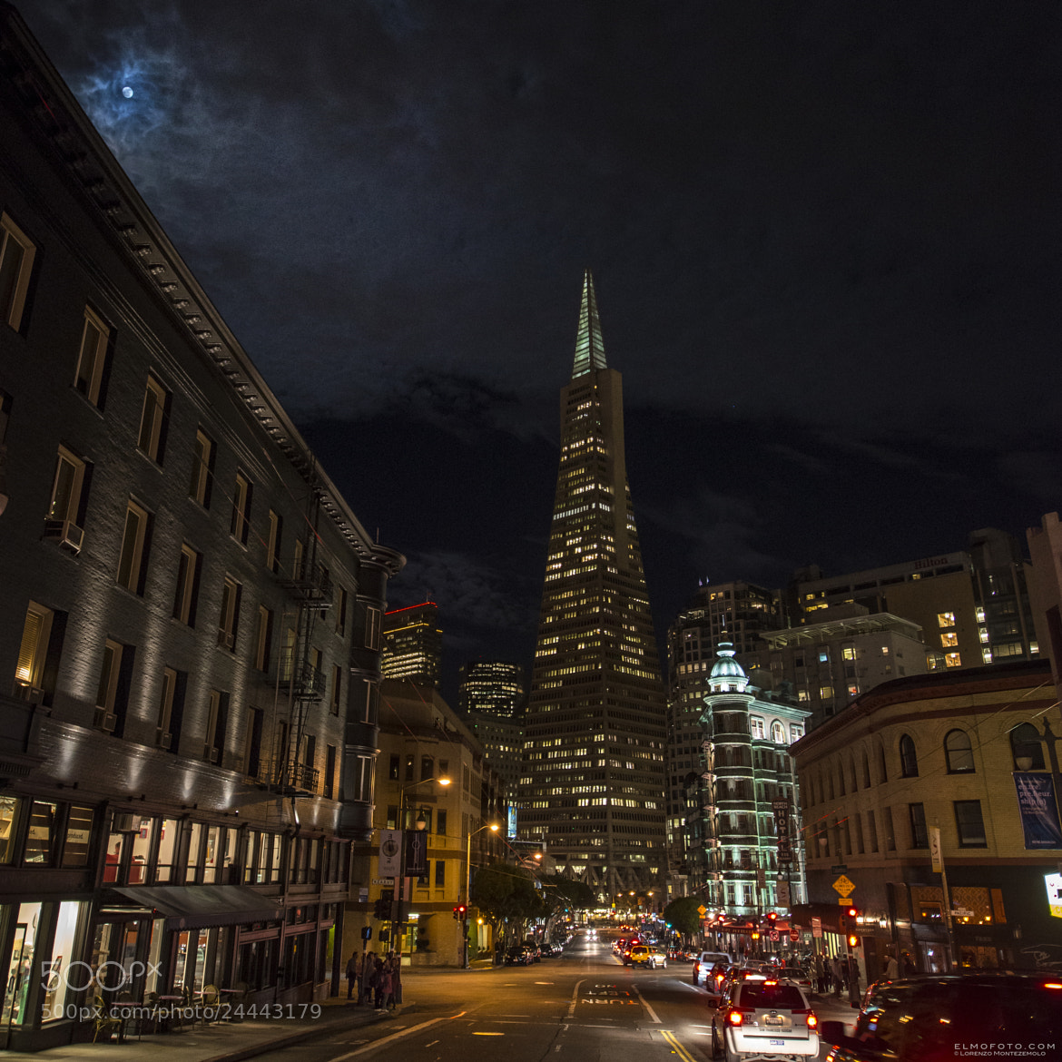 Photograph friday night lights | san francisco by Lorenzo Montezemolo on 500px