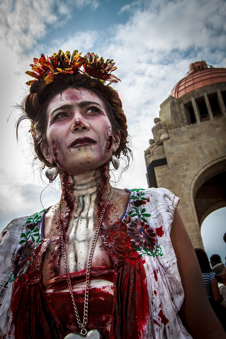Photograph Frida by Arturo Robles Maloof on 500px