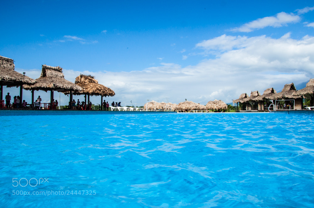 Photograph CWC Pool by Ran Mojica on 500px