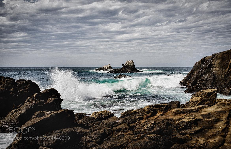 Photograph Bird Rock - Laguna Beach by Dave Gaylord on 500px
