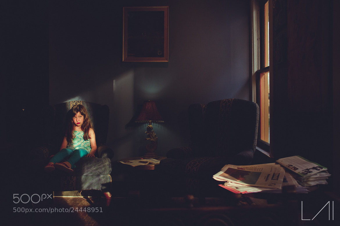Photograph Staring at Light by Atmosphere Light on 500px