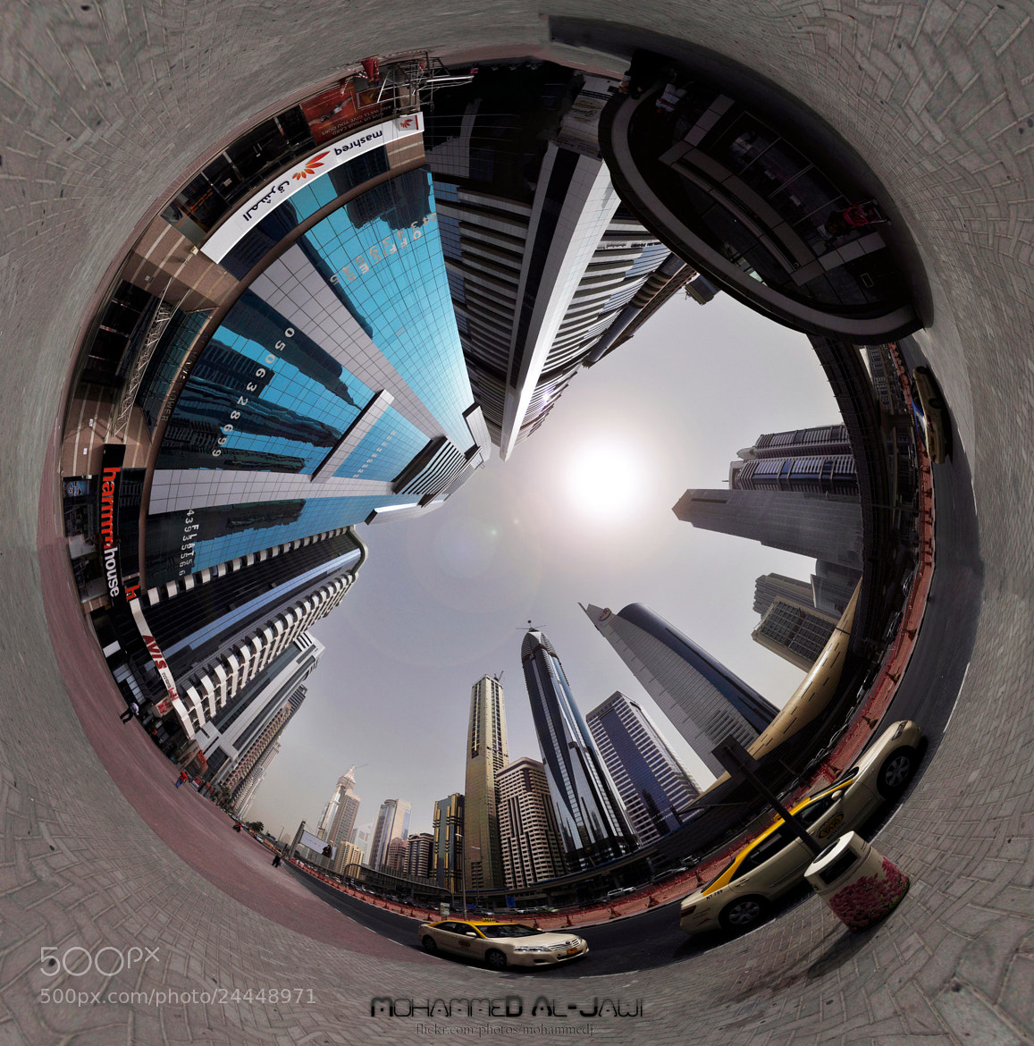 Photograph Looking up by  Mohammed Al-Jawi on 500px