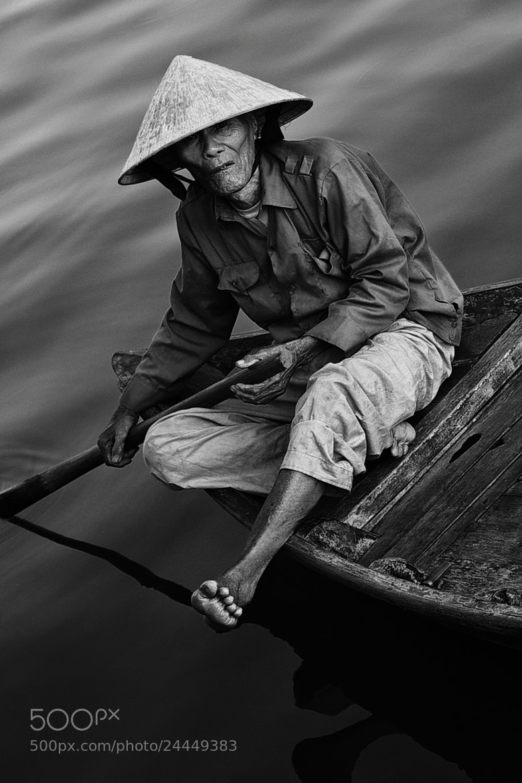 Photograph Fisherman by Tashi_Delek Nakata on 500px