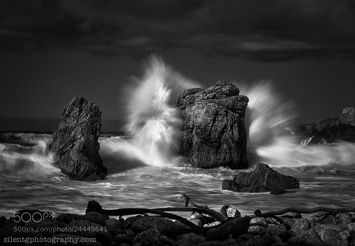 Photograph The sea was angry that day, my friends... by Mark Gvazdinskas on 500px