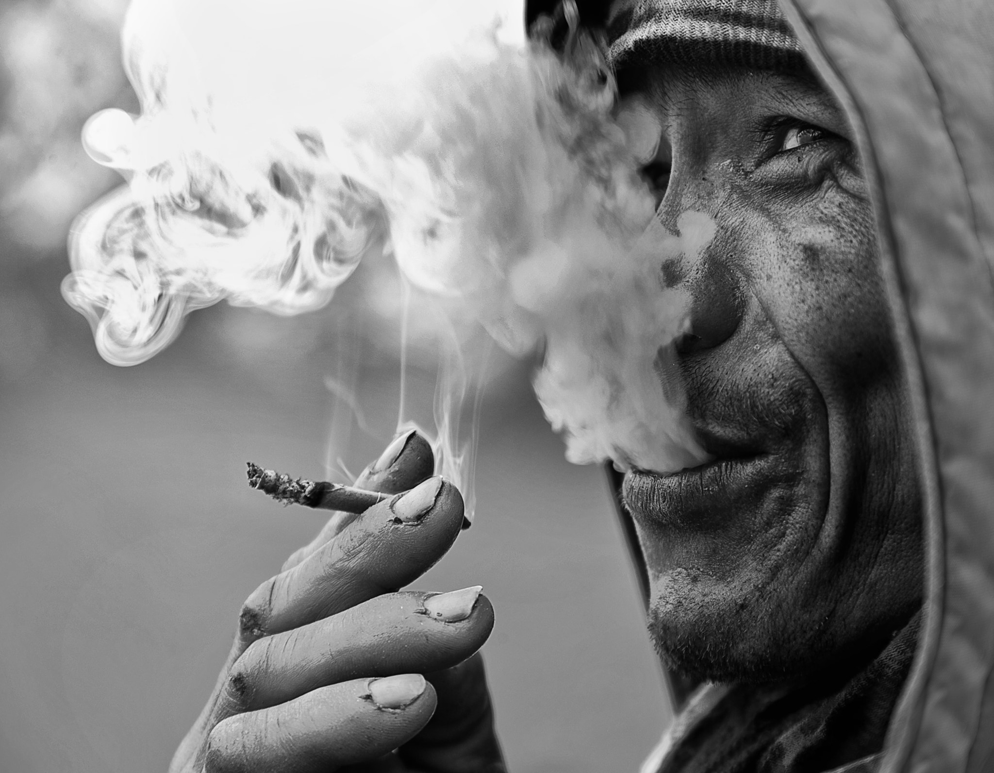 Photograph Exhaling Life by Jassi Oberai on 500px