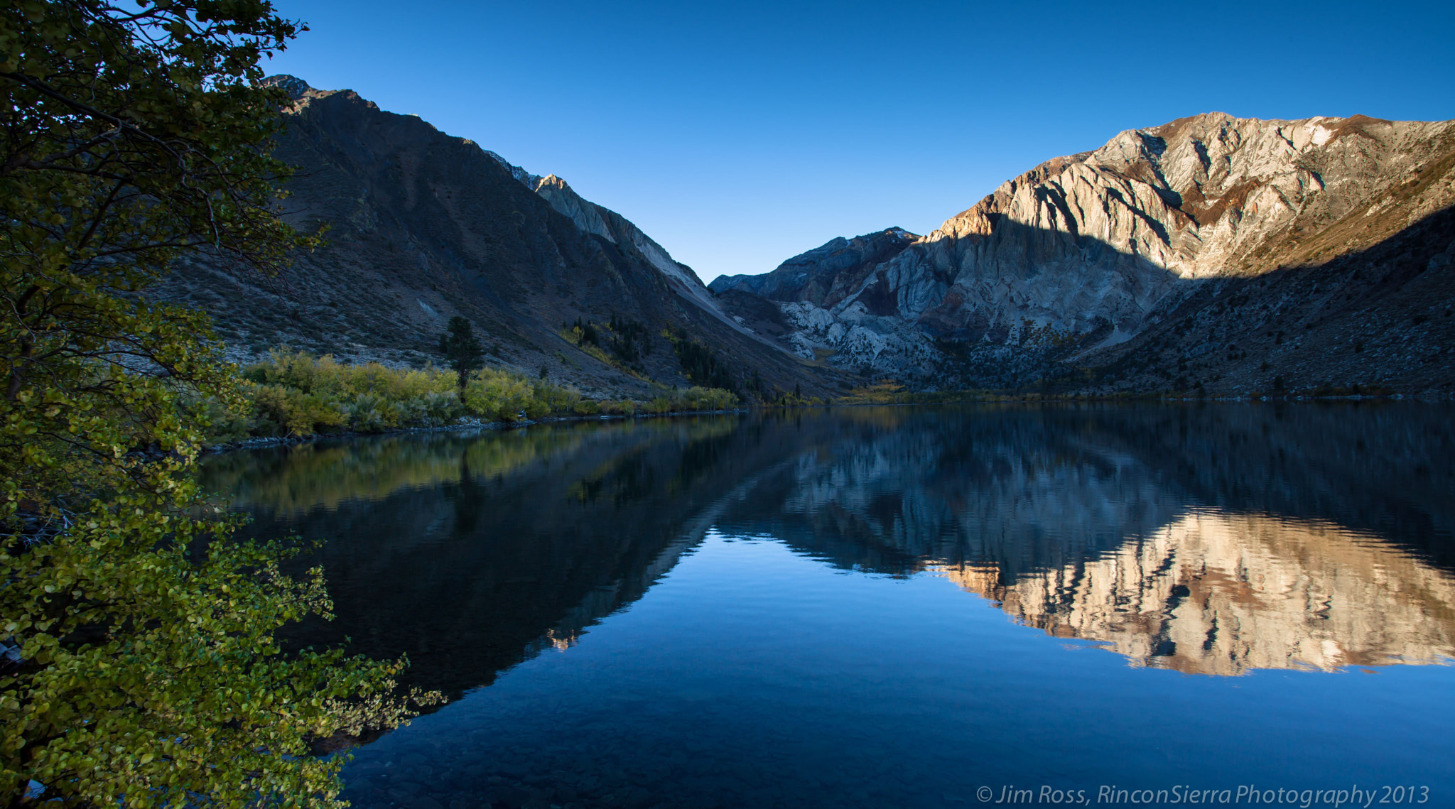 Photograph Convict Lake Sunrise in color!!! by Jim Ross on 500px
