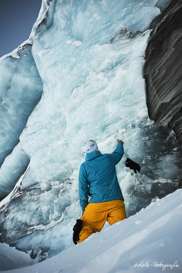 Glacier @ edele-fotografie.de by Daniel Edele on 500px.com