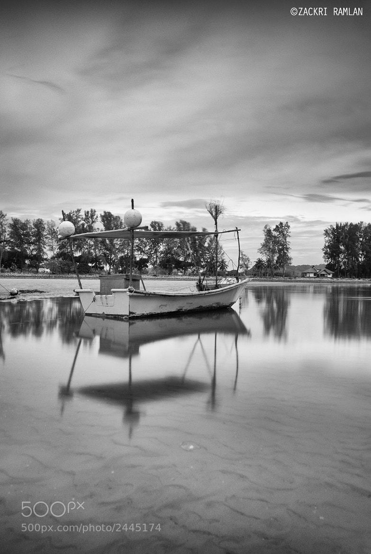 Photograph Loneliness by Zackri Zim's on 500px