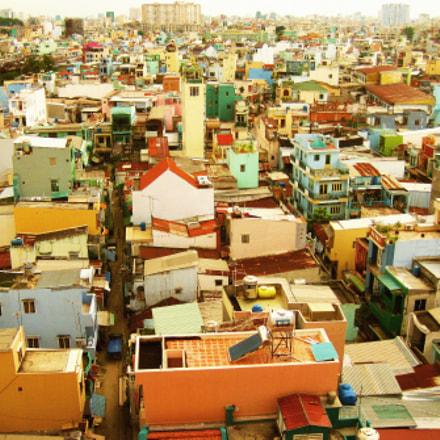 Ho Chi Minh City, Canon DIGITAL IXUS 85 IS