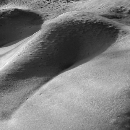 Snow Dunes, RICOH PENTAX KP, HD PENTAX-DA 20-40mm F2.8-4 ED Limited DC WR