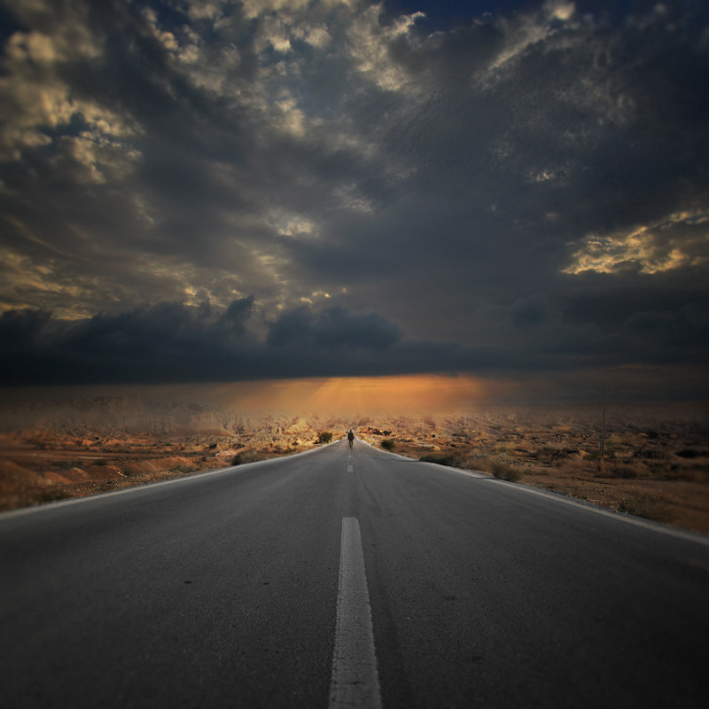 Photograph Towards the light by Hossein Zare on 500px