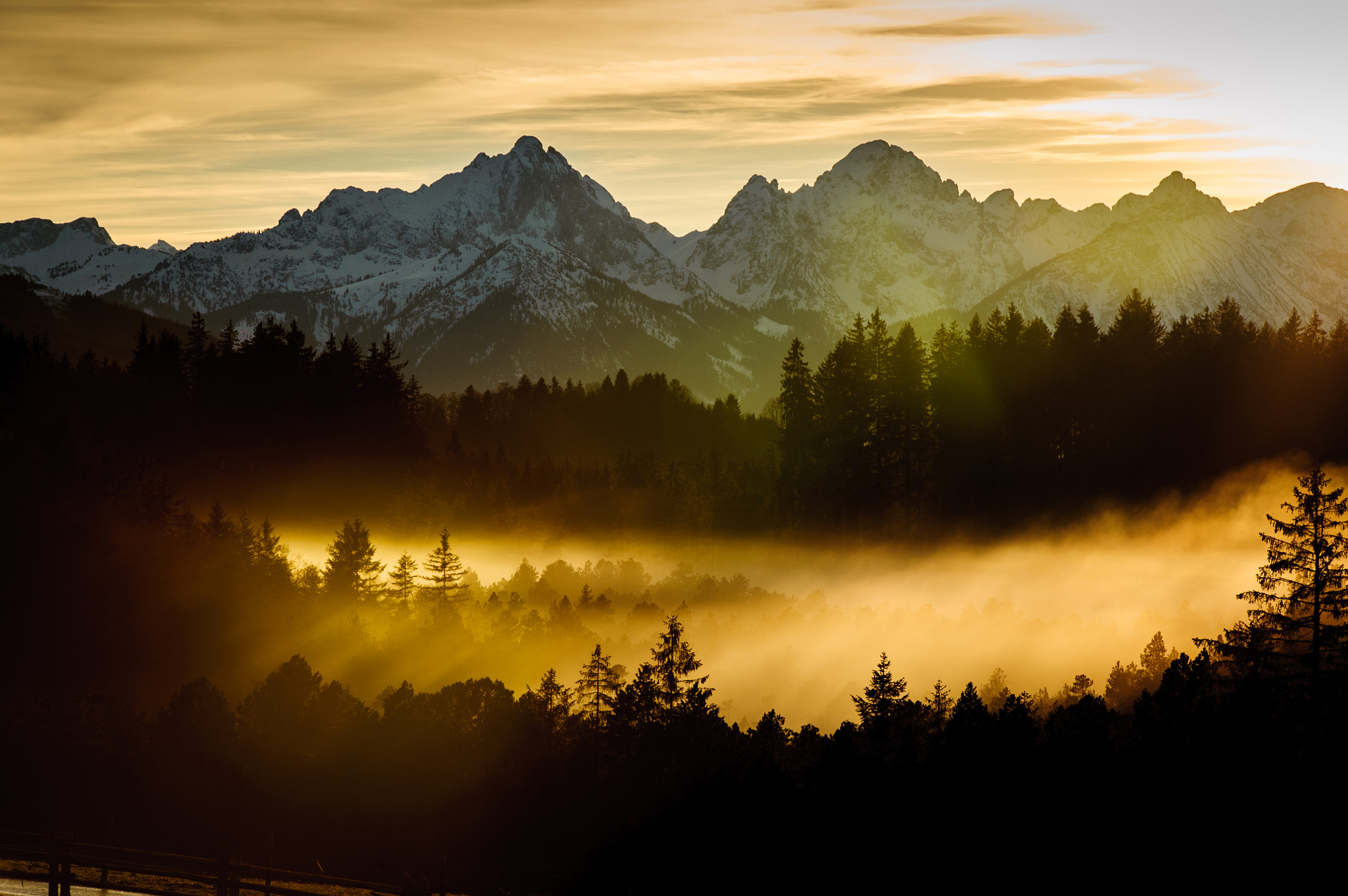 Photograph Bavaria by Nick Pollard on 500px
