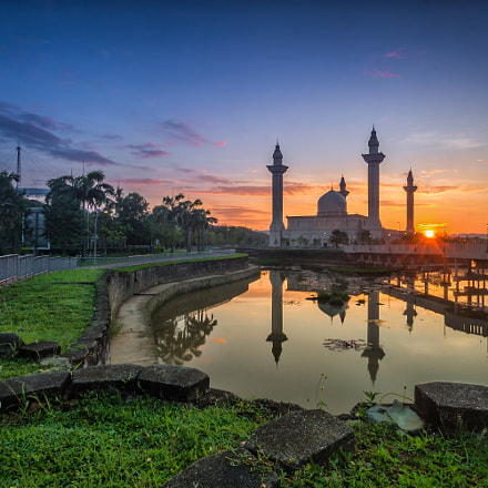 Masjid Bukit Jelutong