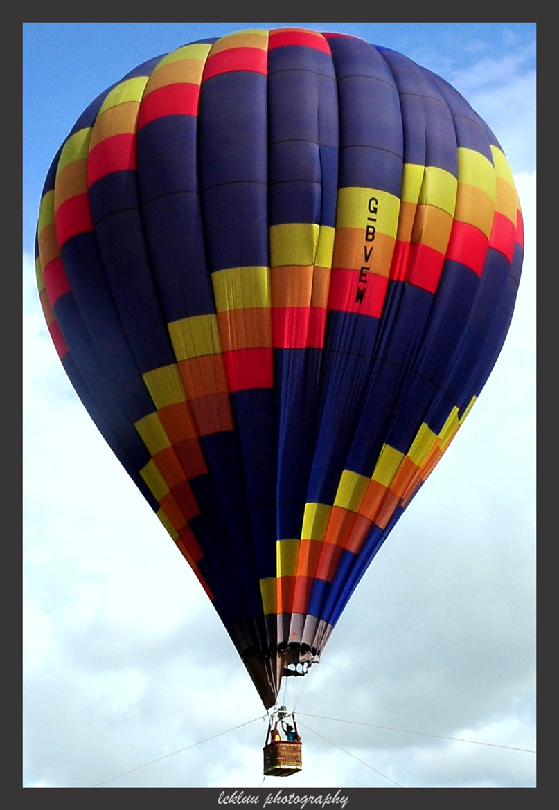Photograph Hot Air Baloon by iqbal mohd on 500px