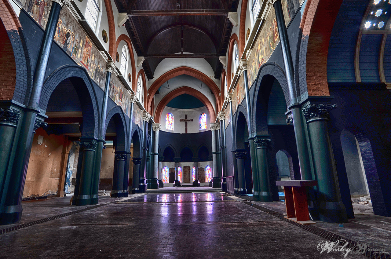 Photograph St Josephs Chapel by Wesley Brown on 500px