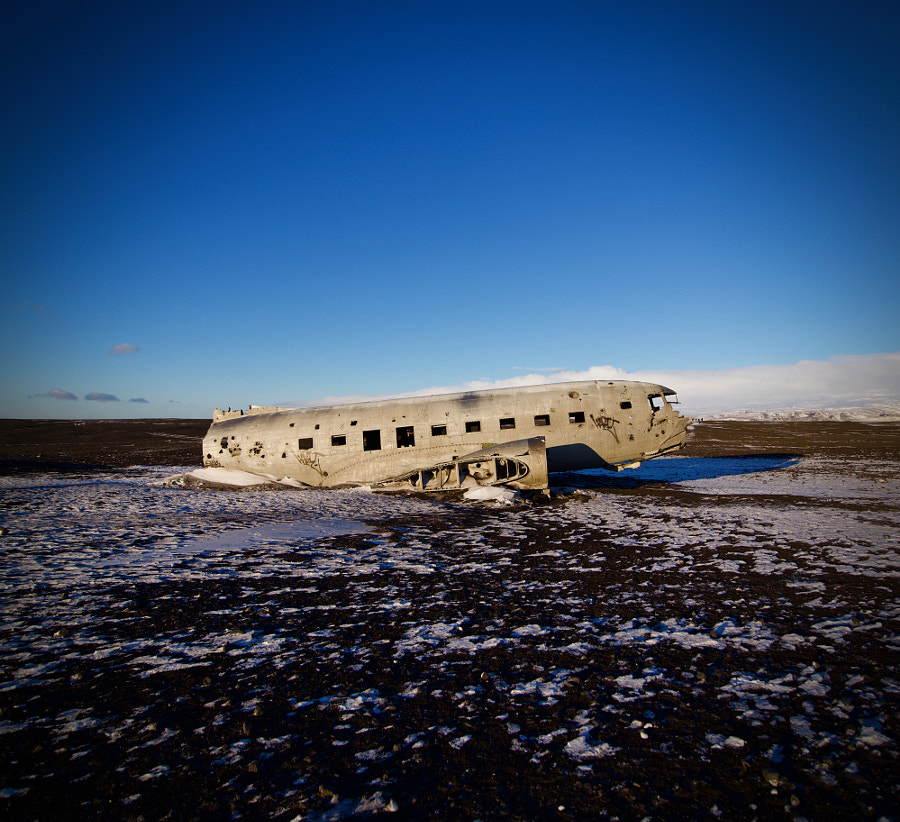 Plane Wreck by Scott Oldis on 500px.com