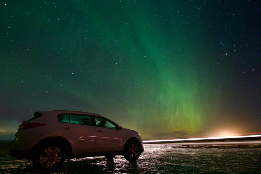 Northern Lights by Scott Oldis on 500px.com