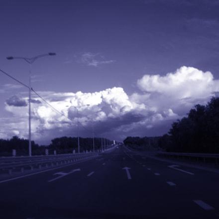 Clouds, Fujifilm FinePix AX200