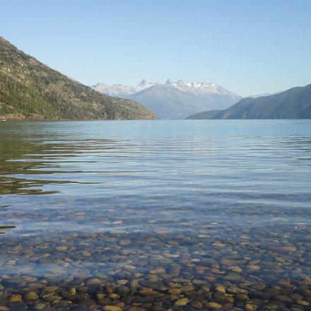 Lago Puelo, Sony DSC-W350