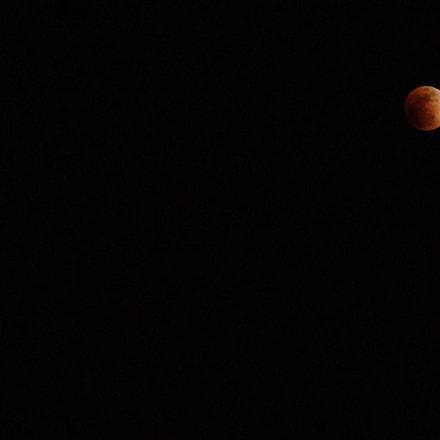 Blood Moon Rising, Pentax K-X