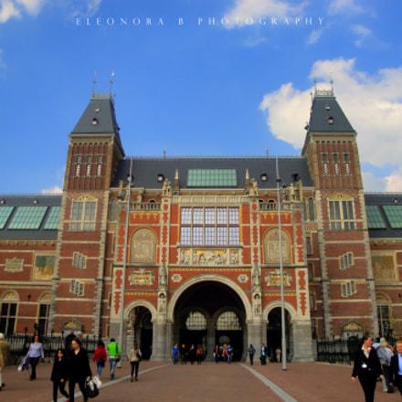 Rijksmuseum., Sony DSC-W270