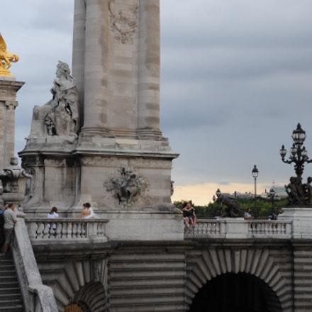 Oh, Paris love in, Nikon D3, AF-S Zoom-Nikkor 28-70mm f/2.8D IF-ED