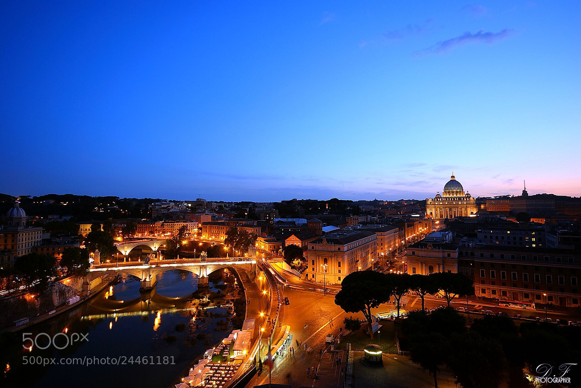 Photograph Rome by Daniele Forestiere on 500px