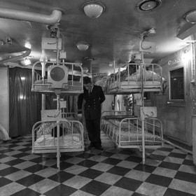 inside HMS belfast