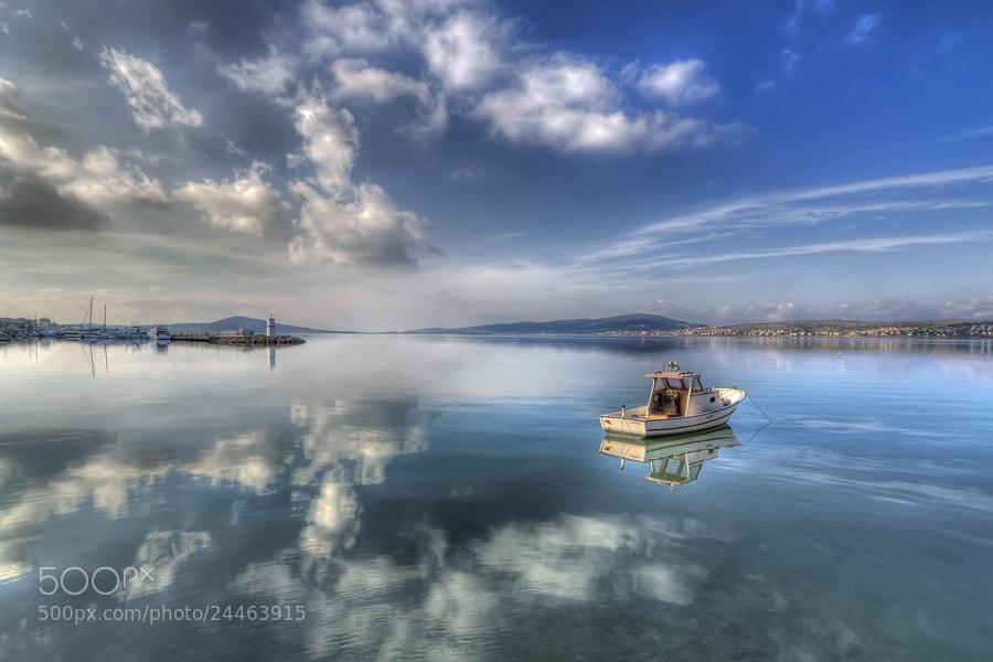 Photograph clouds, by Hakki Dogan on 500px