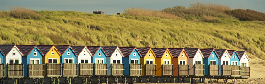 Beach Houses by Frederik Leung Shun on 500px.com