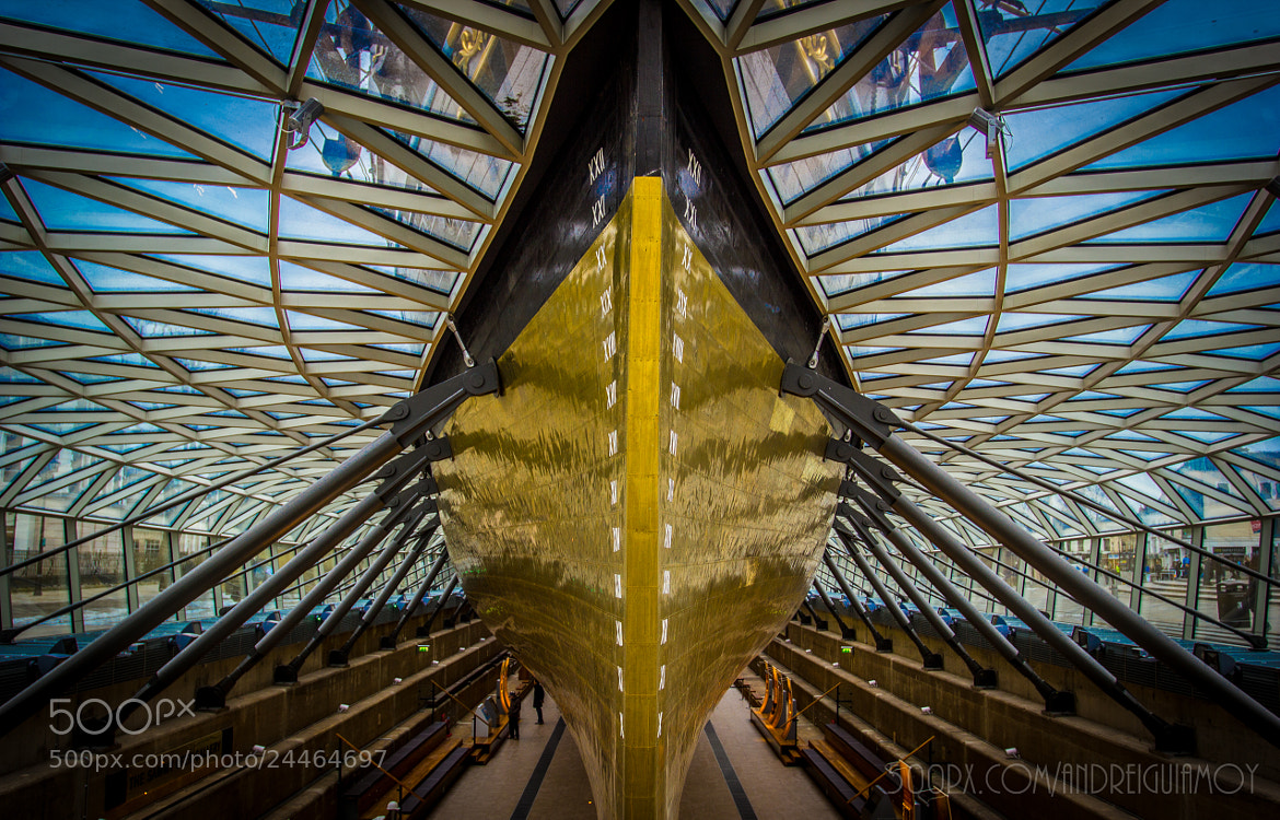 Photograph Cutty Sark  by Andrei Josef Guiamoy on 500px
