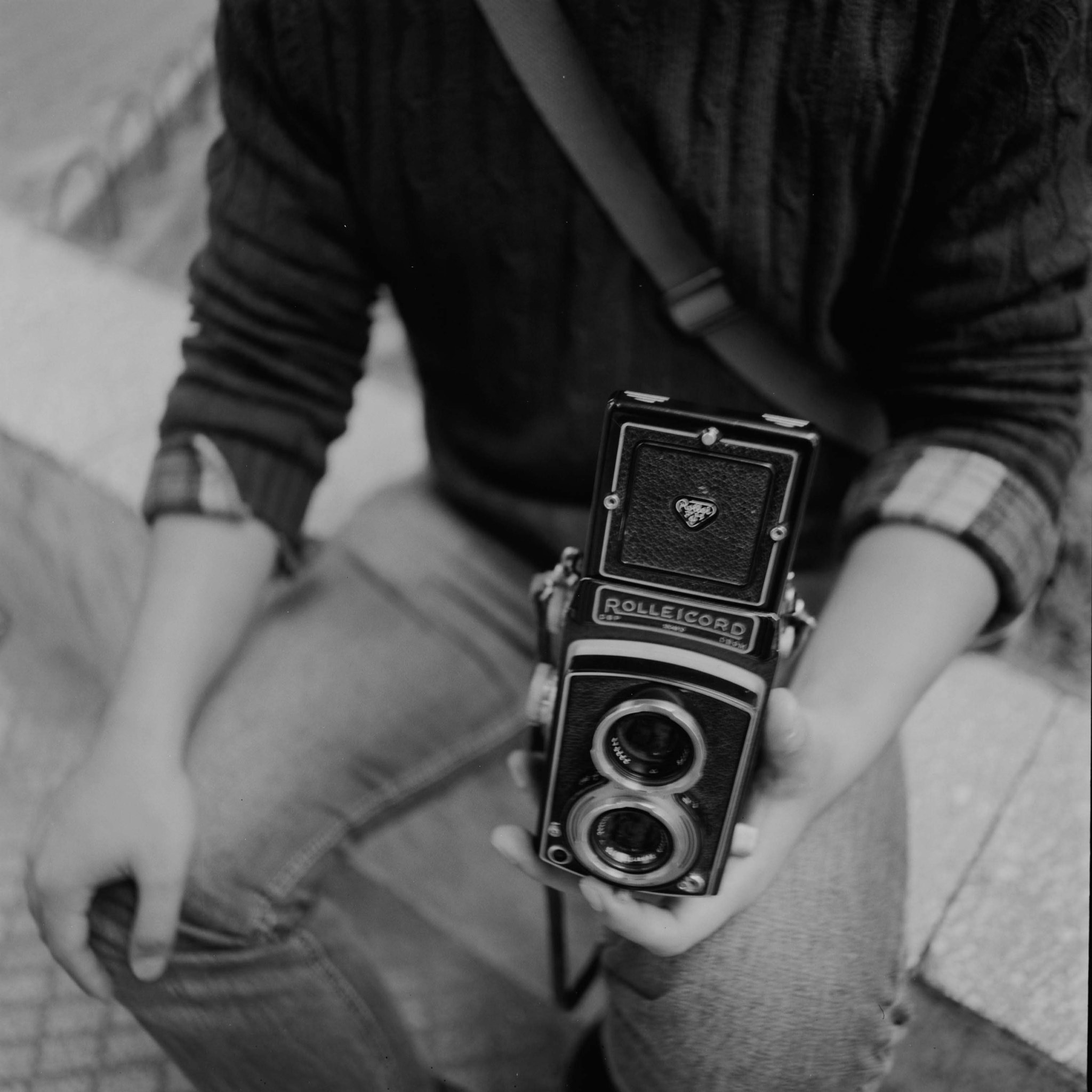 Photograph A Rollei holic by Tô Quang Nam on 500px