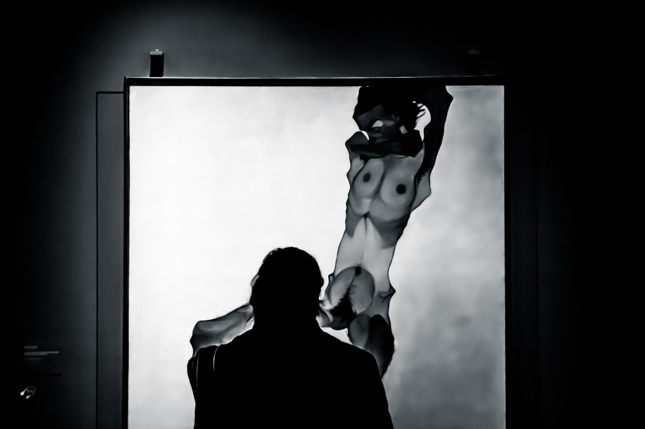 Photograph Contemplating Schiele by Walter Lustig on 500px