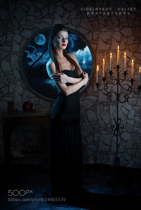 Photograph Vamp by Valery Sidelnykov on 500px