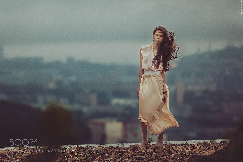 Photograph Inesssa by Danil Sigidin on 500px