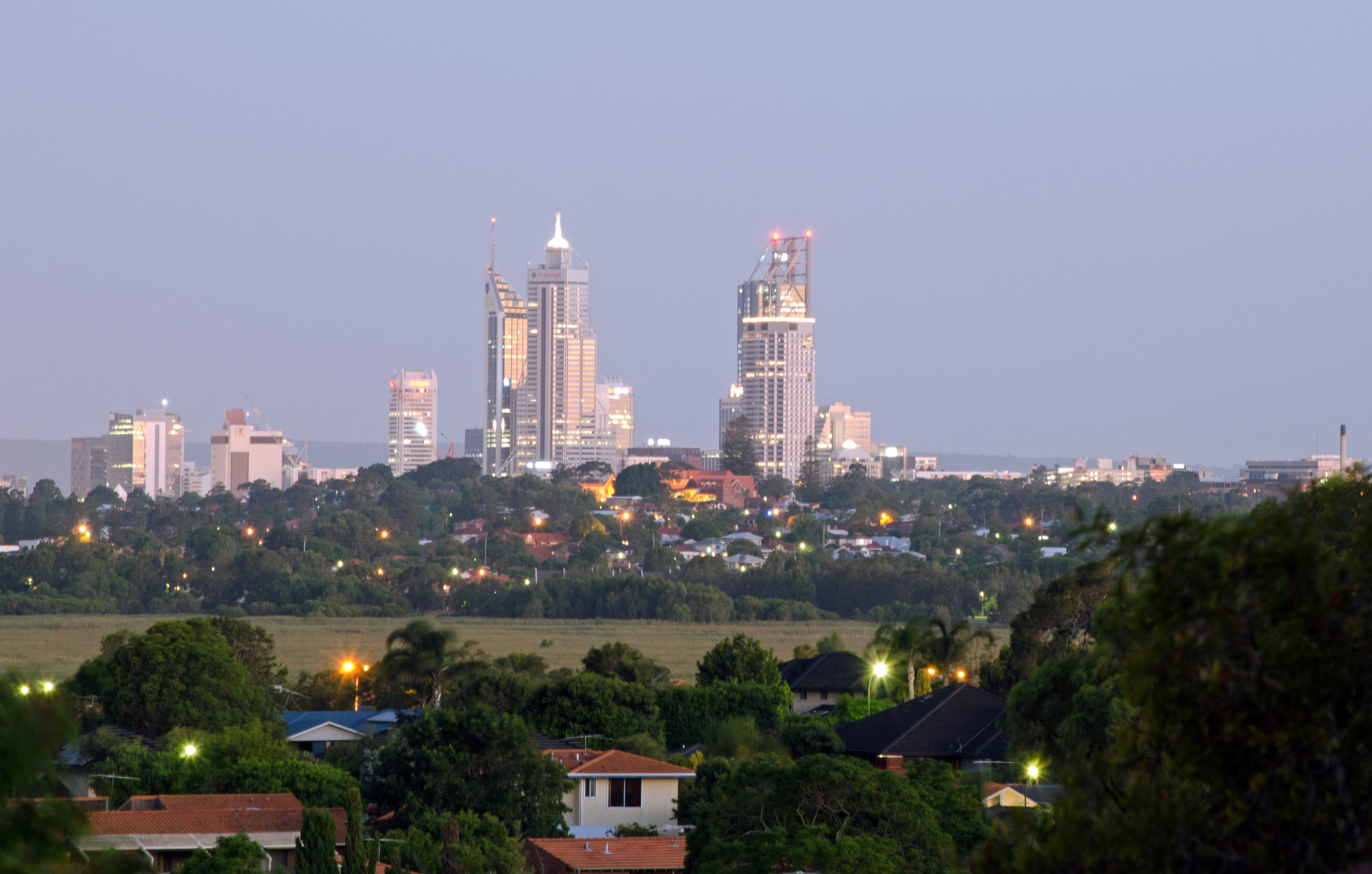 Photograph Perth from the back by Peter Field on 500px