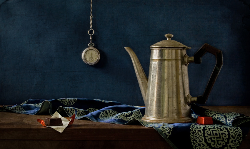 Photograph tea-time by Yulia Pletinka on 500px