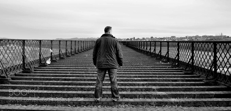 Photograph Monochrome Desolation by Ian Rhodes on 500px
