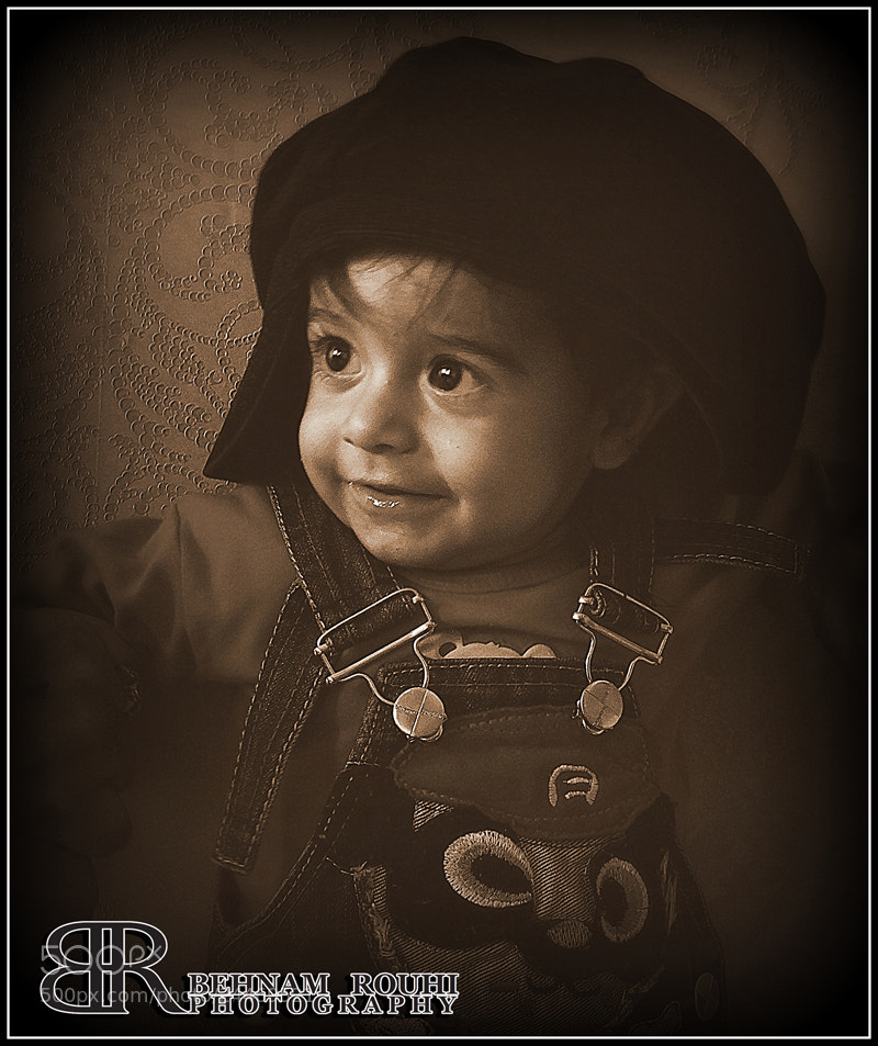 Photograph Baby by Behnam Rouhi on 500px