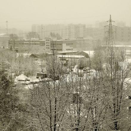 Winter, Nikon D7100, AF-S Nikkor 24-120mm f/4G ED VR