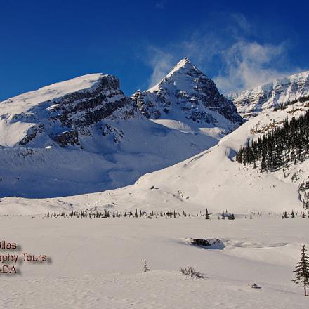 Cold Morning Mountains, Pentax K-5 II S, smc PENTAX-DA 18-250mm F3.5-6.3 ED AL [IF]