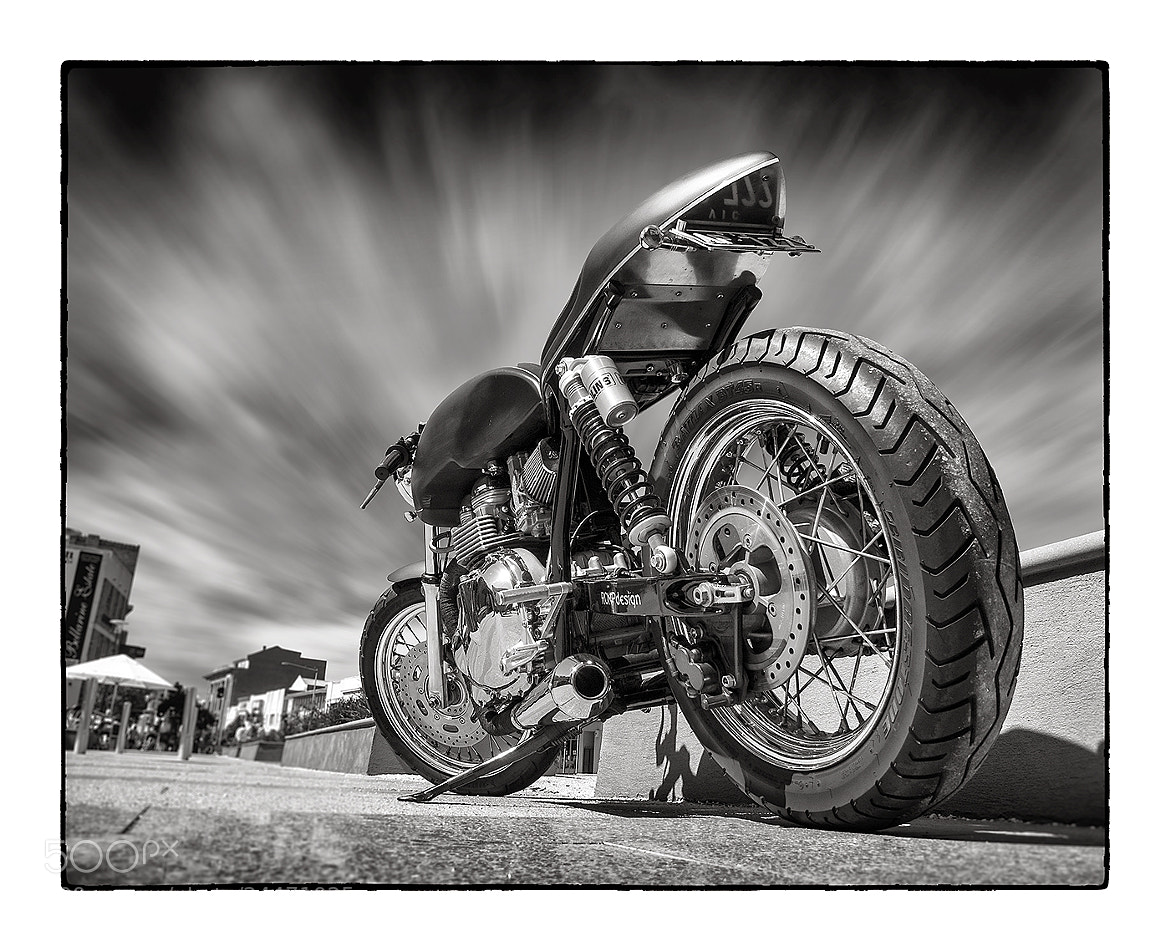 Photograph CAFE  RACER by Alan Browning on 500px