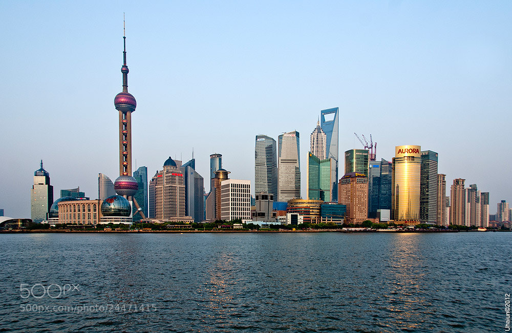 Photograph Shanghai by Vladimir Popov / Uhaiun on 500px