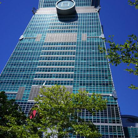 Taipei 101, Sony ILCE-6000, Sony E 20mm F2.8