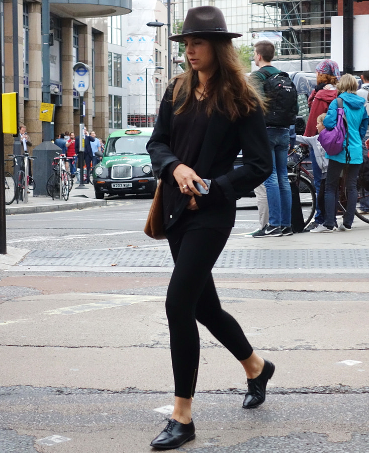 Streets of London, People by Sandra  on 500px.com