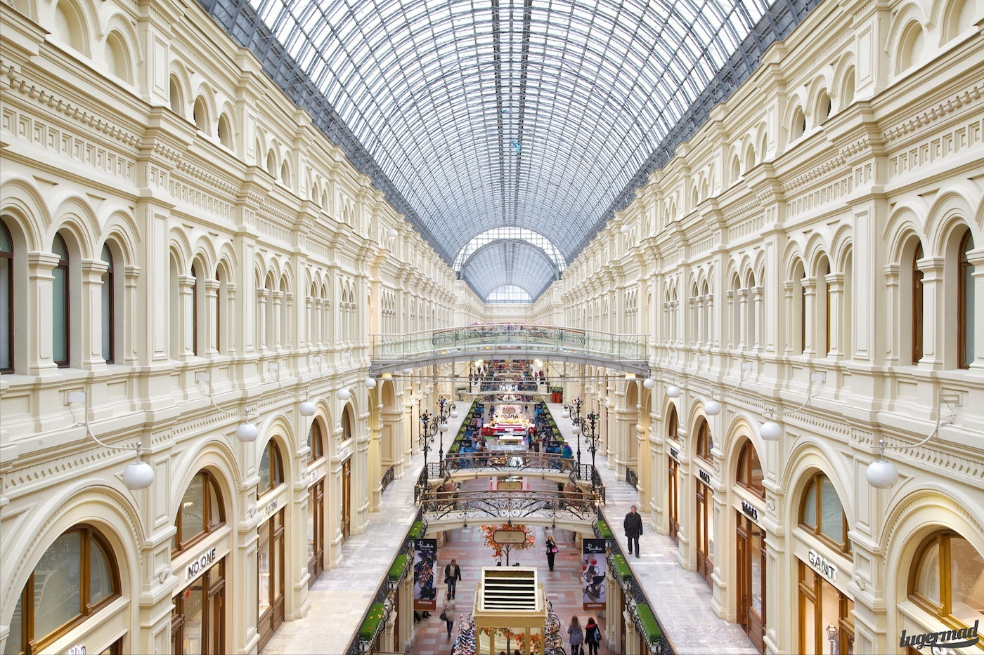 Photograph GUM Moscow by lugermad photo on 500px